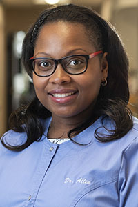 Pediatric Dentist Dr. Staci R. Allen
